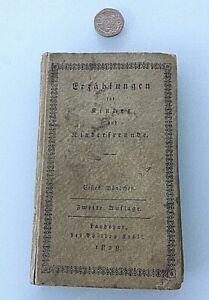 ERZAHLUNGEN fur KINDER und KINDERFREUNDE  1828