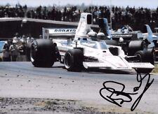 Brian Redman SIGNED  Boraxo Lola-Chevrolet T332 , 1976 F5000 Champion