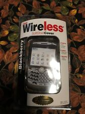 Just Wireless Softshell Cover Fits Blackberry Curve 8520,8530 SMOKE NIP
