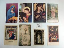 8 IMAGES RELIGIEUSES -PIEUSES -