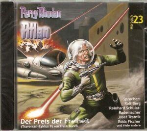 + Perry Rhodan Hörspiel Eins A Medien 23 Der Preis der Freiheit (Traversan 9)