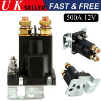 12V NEW SRB716 Equivalent Push Button Starter Solenoid Switch