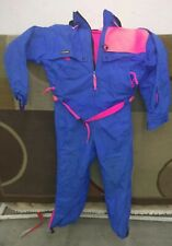 VIntage Columbia Sportswear Mens Large 1 Piece Ski Suit Snowboard Radial Sleeves