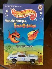 1997 Hot Wheels Van de Kamp's '67 Mustang