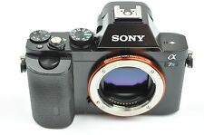 Sony Alpha a 7S 12.2MP 7.6cmScreen Mirrorless Corpo Fotocamera Digitale