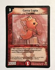 Cocco Lupia Duel Masters DM06 Uncommon card TCG CCG