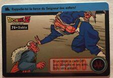 Ref193 Carte Dragon Ball Z Carddass Bandai 1995 Total N 716 70 Dabla