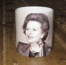 Margaret Thatcher Iron Lady Prime Minister BW MUG