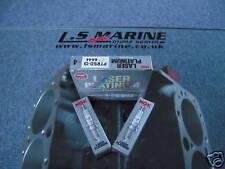 NGK PTR5D-13 Spark Plug Set 6 Plugs Mercruiser 4.3L EFI