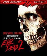 Evil Dead 2: Dead by Dawn (Blu-ray Disc, 2011, 25th Anniversary Edition)