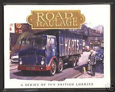 British Lorries ROAD HAULAGE - Card Set - Scammell, AEC