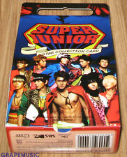 SUPER JUNIOR SuperJunior STAR COLLECTION CARD SEALED