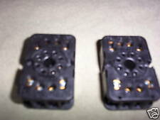 Octal - 8 Pin Relay Base 10 A 380 V ELESTA ZKR088 OM0458 2 pieces