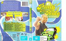 Pimp My Ride-2004/07-TV Series USA-Complete Second Season-2 Disc-DVD