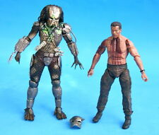 PREDATOR 25TH DUTCH VS JUNGLE HUNTER FINAL BATTLE TOYS R US LOOSE COMPLETE
