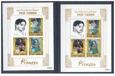 YÉMEN SUD 1983 Anniversaire de Pablo Picasso