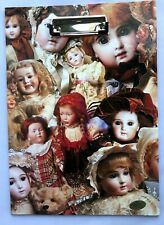 Dollmasters Exclusive Porcelain Doll Print Dual Picture Frame