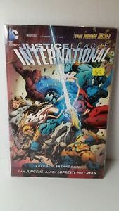 Justice League International Breakdown Vol. 2 Paperback TPB