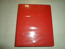 1991-1993 Isuzu Stylus Parts Catalog Manual Binder March 1994 Factory Oem Deal