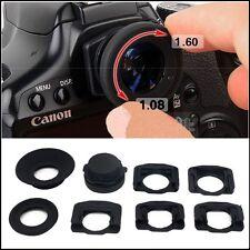 Mcoplus 1.08x 1.60x Zoom Viewfinder Eyepiece Magnifier for Canon Nikon Pentax