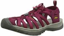 NEW KEEN Womens Whisper Outdoor Sandal Beet Red/Honeysuckle Size 11
