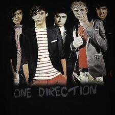 "One Direction ""Take Me Home"" Tour 2013 Out Of Print T Shirt L"