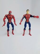 Hasbro Spider Man Articulated Action Figures 2006 Marvel 5""
