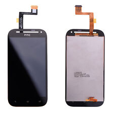 Black LCD Display Touch Screen Digitizer Assembly Replacement for HTC One SV