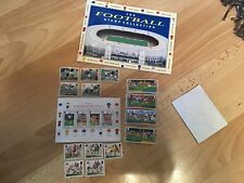 FOOTBALL  -  U.K. STAMP  COLLECTION AND ALBUM FOR EURO  96  - 1996 MINT UNUSED
