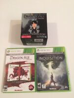 Dragon Age Origins Ultimate Edition + Inquisition & Morrigan Figure