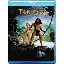 Blu Ray TARZAN - (2014) *** Contenuti Speciali *** ......NUOVO