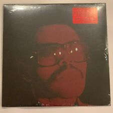 """The Weeknd Blinding Lights 12 inch Limited 12"""" Vinyl Red Record Damaged Cover"""