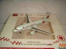 "Aviation 400 Air Canada AC A319-100  ""2004s color - Kids Horizons"" 1:400"