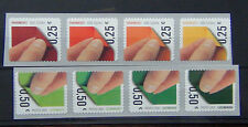 Luxembourg 2005 Business Stamps set MNH