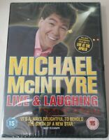 DVD - *New & Sealed* Michael McIntyre Live & Laughing 2008 Region 2 UK PAL