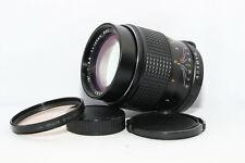 BEROFLEX 135mm 2,8 Obiettivo Vite M42 TELE x Reflex + Filtro UV Anche x Digitali