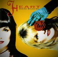 Desire Walks On by Heart (CD, Nov-1993, Capitol/EMI Records) Brand New