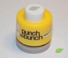 Mini Birch Leaf Punch 1/4 inch 8mm Scrapbook Paper Pnch Bunch G47 Dollys Gallery