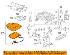AUDI OEM 07-13 A3 Front Seat-Repair Kit Right 8P0898522R