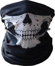 Skull Face Shield Mask Bandana Neck Scarf Headwear Face Tube  Fishing Hunting