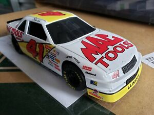 Racing Champions Ernie Irvan #41 Mac Tools Chevy Lumina 1.24 Scale DieCast R
