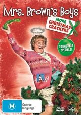Mrs. Brown's Boys - More Christmas Crackers ( DVD )