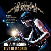 Michael Schenker's Temple Of Rock - On A Mission - Live In Madrid [CD]