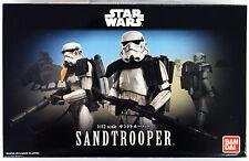 Bandai Star Wars Sandtrooper 1/12 scale kit 973481
