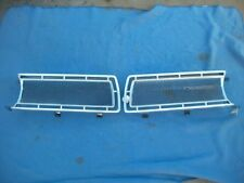 1968 68 Plymouth Valiant Signet NOS MoPar Right Left GRILLE PAIR