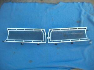 1968 68 Plymouth Valiant Signet NOS MoPar Right Left GRILLE PAIR