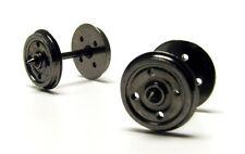 Hornby R8234 Metal Wheels - 14.1mm 4 Holes, 10 Pack