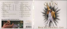 Queen - Rock You From Rio - Live - Digipack
