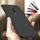 For OnePlus 8 7T Pro 7 6 6T 5T Shockproof Glossy PC Matte Slim Back Case Cover