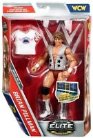 WWE Mattel Elite Collection 47B Brian Pillman Wrestling Figure